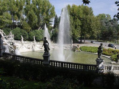 Fontana dei 12 mesi Torino