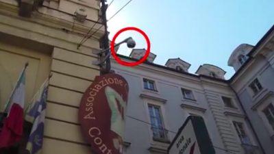 Telecamere Torino