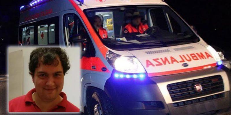 Incidente morto Andrea Ancora Bruino