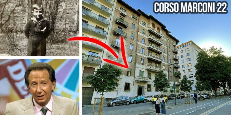 Mike Bongiorno corso Marconi