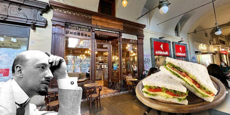 Tramezzino Caffe Mulassano