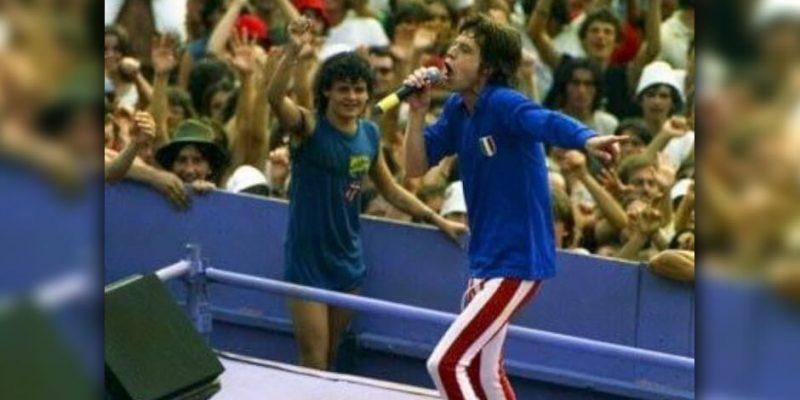 Mick Jagger Torino
