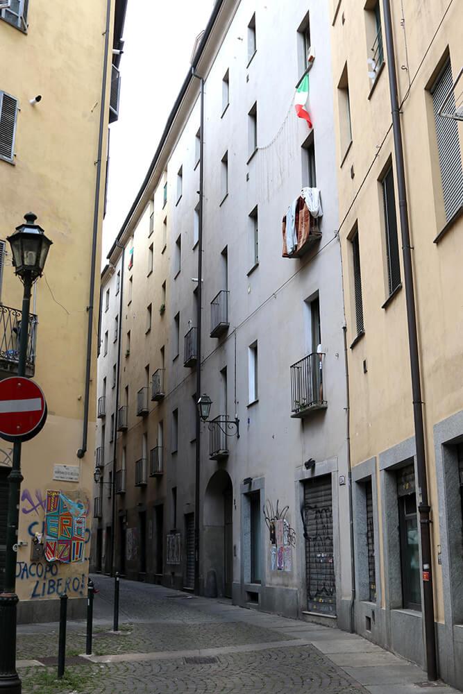 Casa del boia Torino